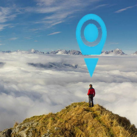 Using GPS Tracking While Hiking