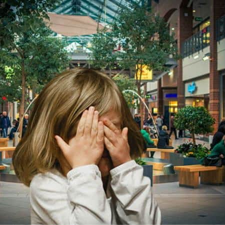 Child Goes Missing at the Mall