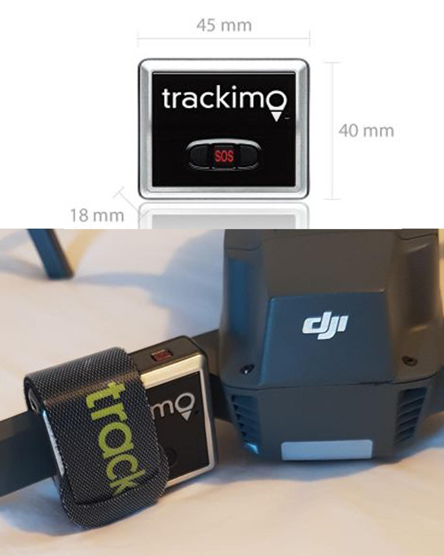 GPS Tracker for Mavic Drone