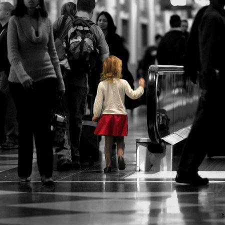 Places Parents Lose their Child