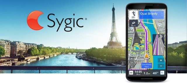 Sygic Navigation Software