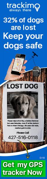Dog banner 160 x 600 (D-10)