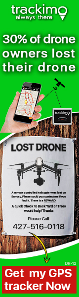 Drone banner 160 x 600 (DR-12)