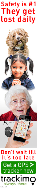 Kids, Elderly, Dogs banner 120 x 600 (KED-01)