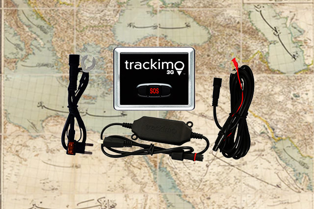Marine GPS Tracker