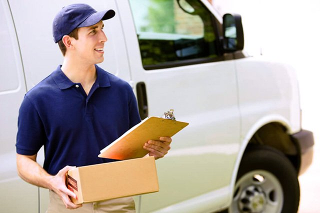 GPS Delivery Tracking