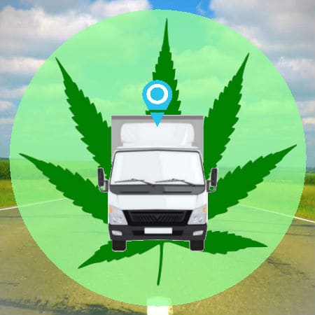 GPS Trackers for Cannabis Delivery Vehicles