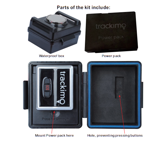 Waterproof-Magnetic-Box-for-GPS-Tracker