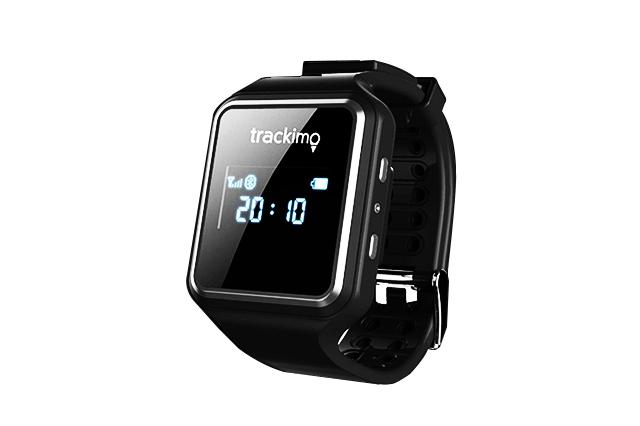 3G Watch Tracker