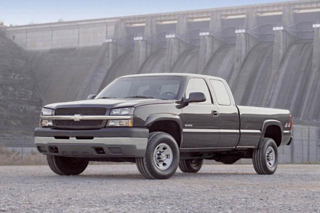 Chevrolet Pickup 2004