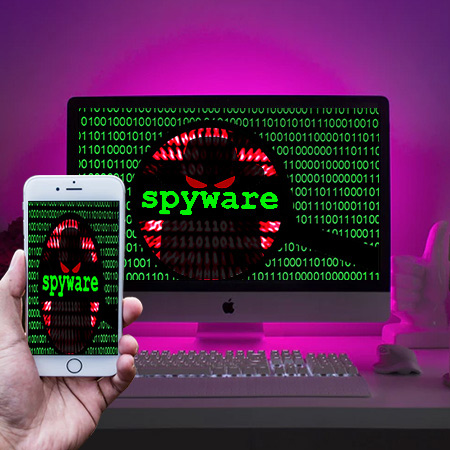 Hidden Spyware on Android