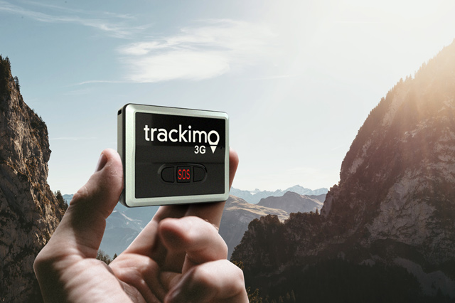 Size of GPS Tracker