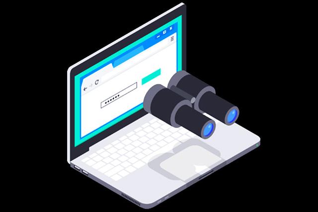 Spyware Free Device