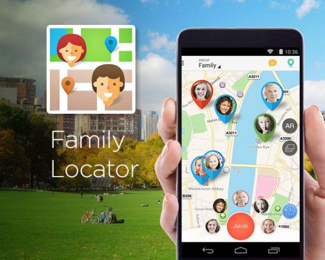 Sygic Family App