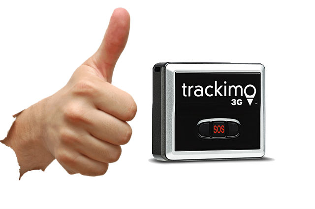 Trackimo's 3G GPS tracking device