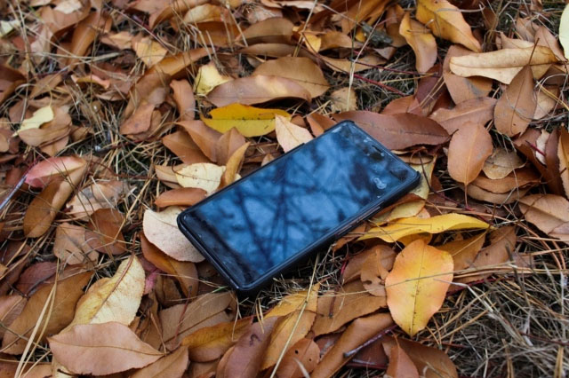 Tracking Lost Smartphone