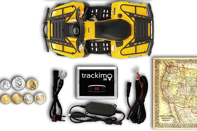 The Best ATV GPS Tracker for ATV Security