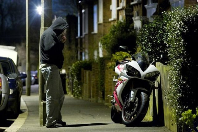 Motorcycle Theft Statistics in the US