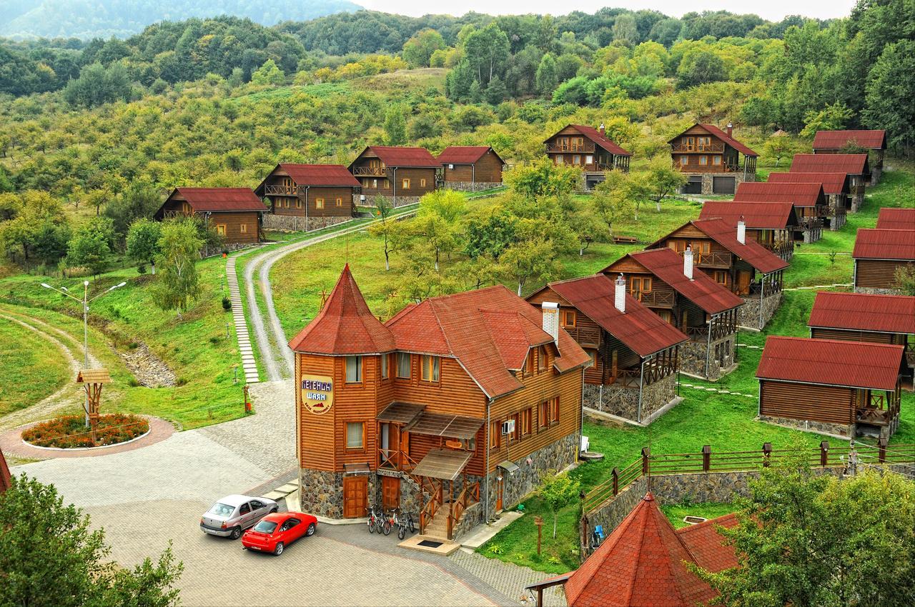 Санатории и курорты Украины