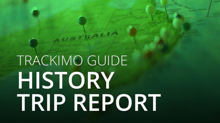 History trip report