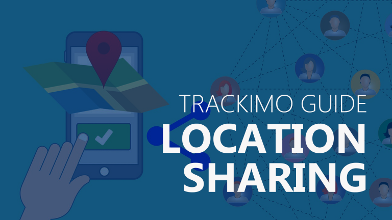 Trackimo - Location Sharing